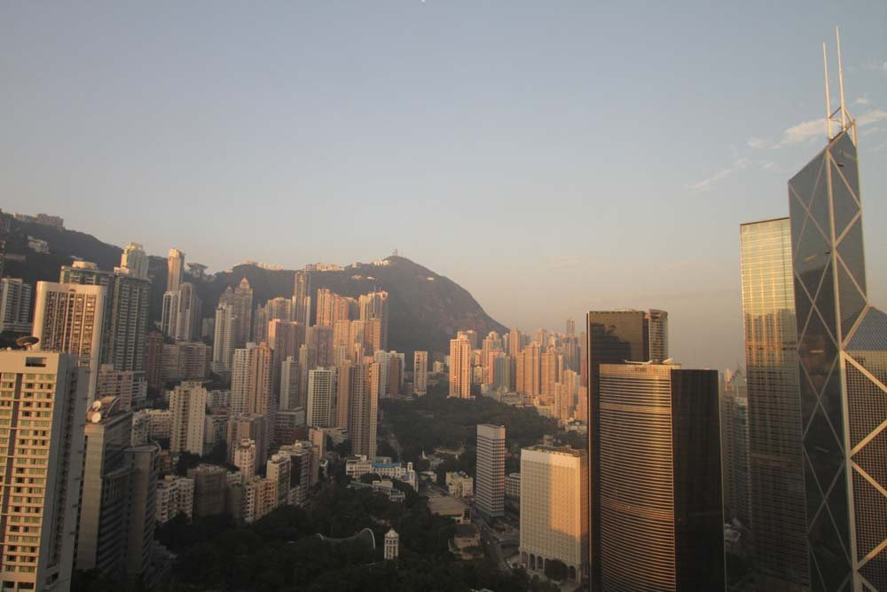 コンラット香港